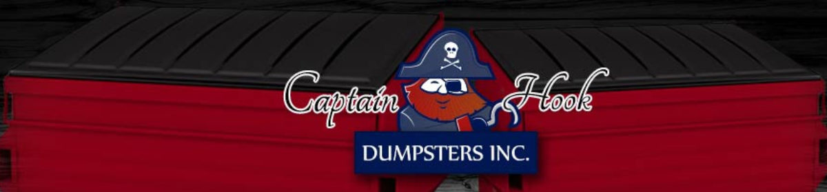 Captain Hook Dumpsters